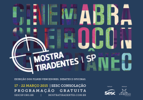 Cartaz Tiradentes 2015